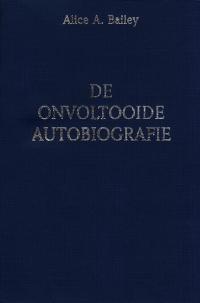 onvoltooide autobiografie*